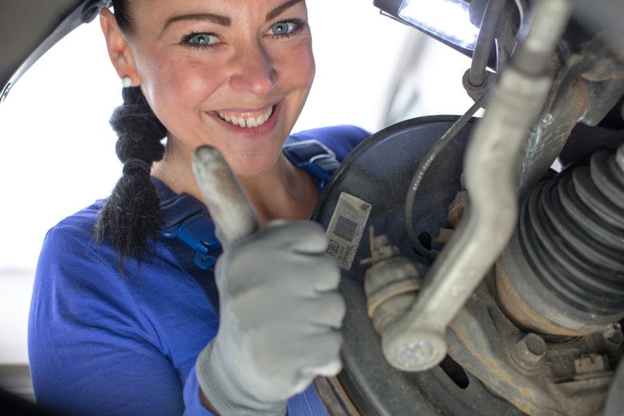 Volkswagen Brake repairs Calgary