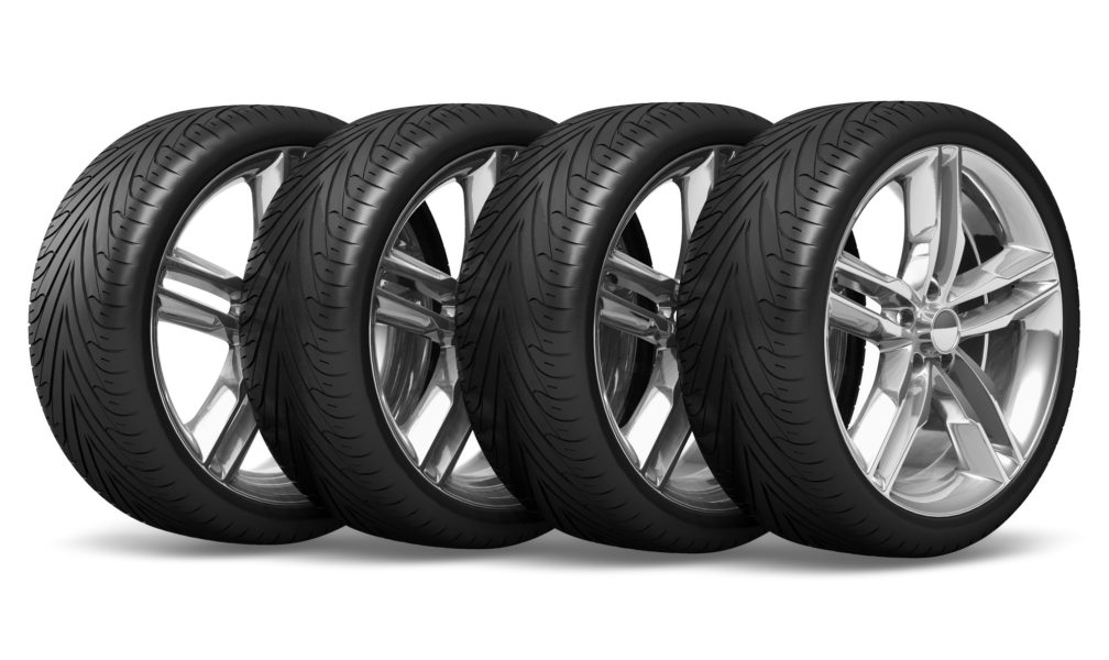 Mercedes tire replacement Calgary